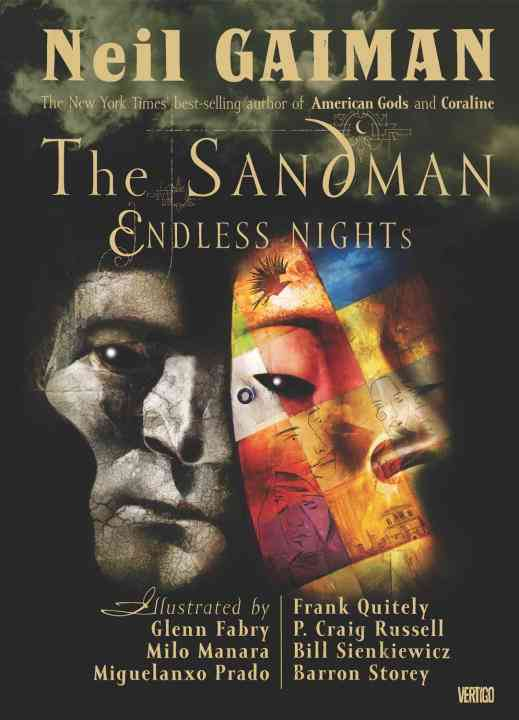 The Sandman By Gaiman, Neil/ Fabry, Glenn (ILT)/ Manara, Milo (ILT)/ Prado, Miguelanxo (ILT)/ Quitely, Frank (ILT)/ Russell, P. Craig (ILT)/ Sienkiewicz, Bill (ILT)/ Storey, Barron (ILT)/ Klein, Todd